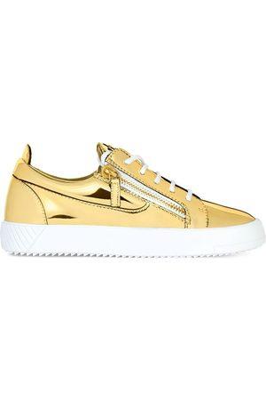 Giuseppe Zanotti Kriss zipped low-top sneakers