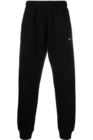 OFF-WHITE Logo-print track pants