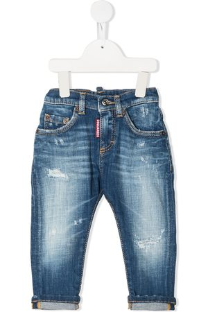 Dsquared2 Distressed-effect jeans