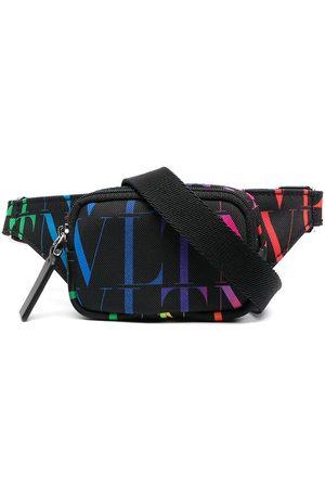 VALENTINO GARAVANI VLTN print belt bag