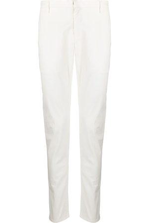 Dondup Men Straight Leg Pants - Mid-rise straight leg trousers