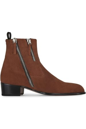 Giuseppe Zanotti Side zip ankle boots