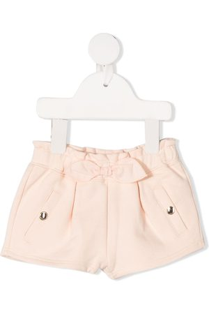 Chloé Bow detail shorts