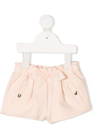 Chloé Shorts - Bow detail shorts