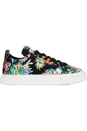 Giuseppe Zanotti Floral print sneakers