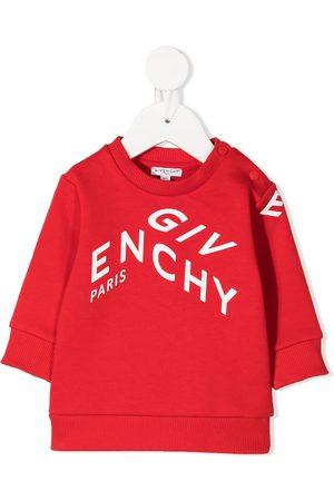 Givenchy Logo print sweater