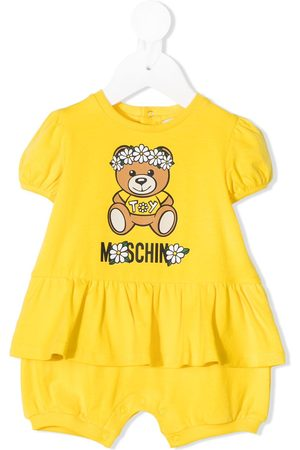 Moschino Toy Bear logo-print tracksuit