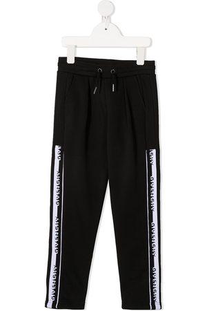 Givenchy Logo drawstring track pants