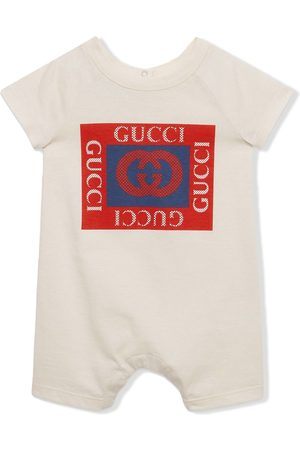 Gucci Logo-print cotton shorties