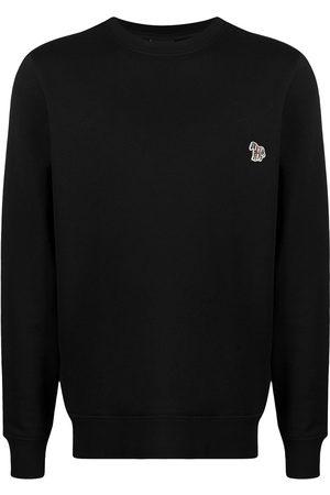 Paul Smith Zebra embroidered logo sweatshirt