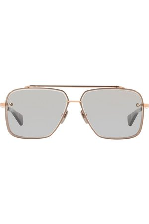 DITA EYEWEAR Mach-Six aviator sunglasses - Grey
