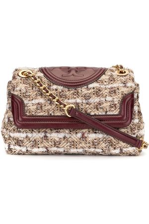 Tory Burch Women Shoulder Bags - Tweed shoulder bag