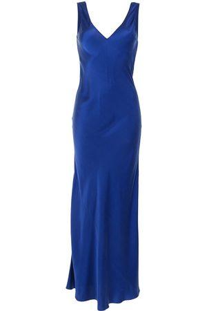 Voz Women Casual Dresses - V-neck sleeveless slip dress