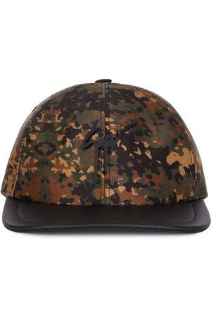 Giuseppe Zanotti Men Caps - Cohen camouflage-print cap
