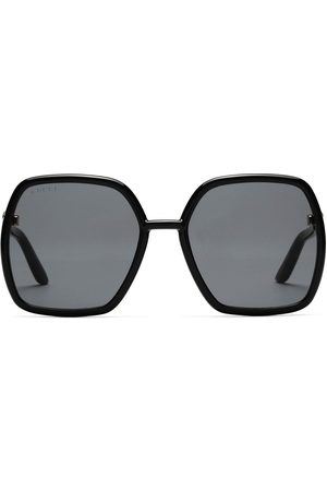 Gucci 648607J1691 square-frame sunglasses