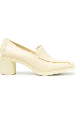 Camper Meda block heel pumps