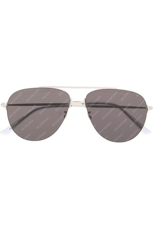 Balenciaga Eyewear Aviators - Invisible Aviator sunglasses