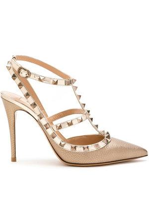 VALENTINO GARAVANI Rockstud-embellished sandals