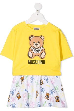 Moschino Sweatshirt and skirt set