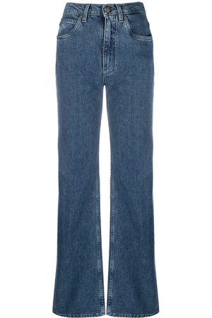 Etro Women Bootcut - High-waisted bootcut jeans