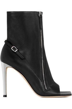 Giuseppe Zanotti Open-toe ankle boots