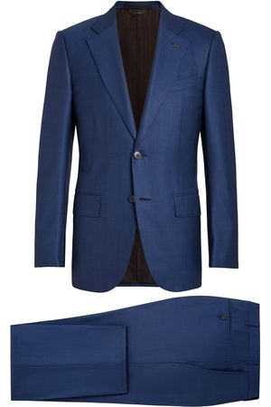 Ermenegildo Zegna Couture Centoventimila wool two-piece suit