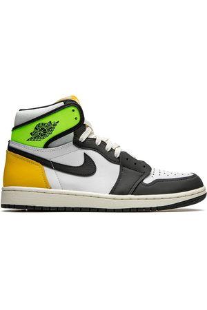 """Jordan Men Sneakers - Air 1 Retro High """"Volt Gold"""" sneakers"""