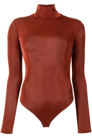 Alix NYC High neck long-sleeved top
