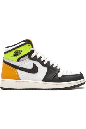 "Nike Air Jordan 1 Retro High ""Volt Gold"" sneakers"