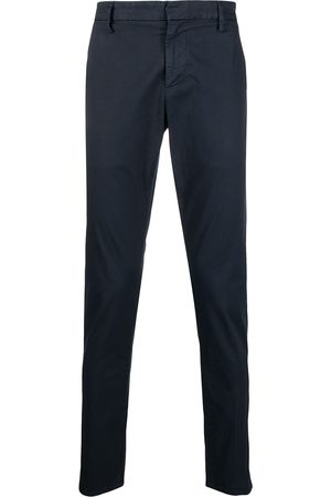 Dondup Men Chinos - Cropped chino trousers