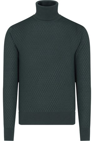 Dolce & Gabbana Turtleneck cashmere-blend jumper