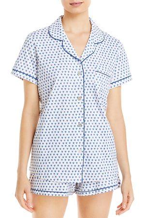 Roller Rabbit Women Nightdresses & Shirts - Hearts Pajama Set