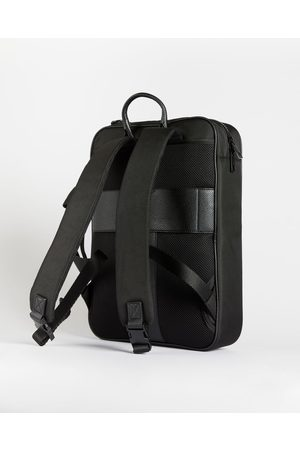 Ted Baker Men Rucksacks - Travel Nylon Convertible Document Bag