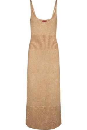 Altuzarra Reese knit slip dress
