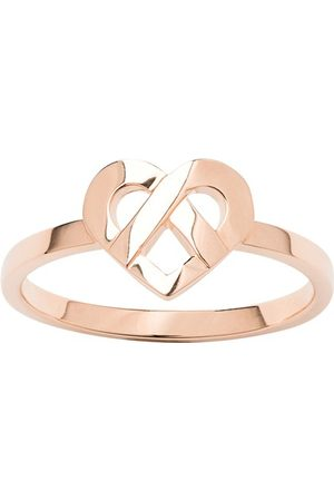 POIRAY Women Rings - Caur Entrelacé ring