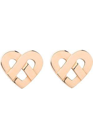 POIRAY Women Earrings - Caur Entrelacé earrings