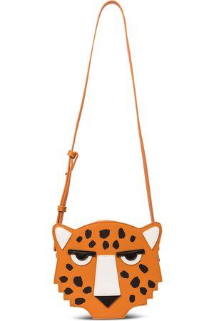 Stella McCartney Cheetah faux-leather shoulder bag
