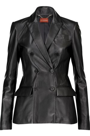 Altuzarra Indiana leather blazer