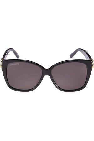 Balenciaga Women's 59MM Square Sunglasses