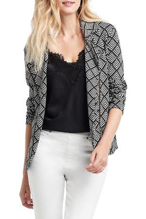 NIC+ZOE Women's Intersect Knit Jacket - Multi - Size XXL