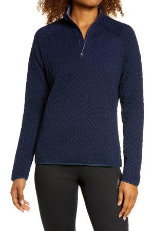 Odlo Women's Corviglia Kinship Midlayer Half Zip Pullover