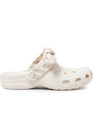 Loeffler Randall Women's Bow Strap Sport Clogs - - Size 10