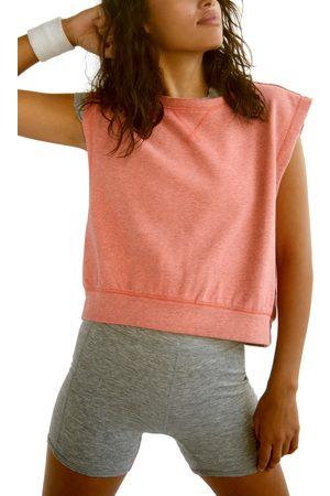 Free People Women's Kick It Sleeveless Sweatshirt