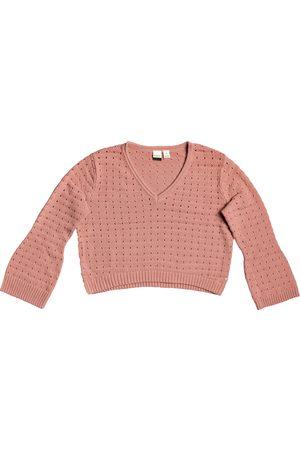 Roxy Women's Do You Good Crop Sweater