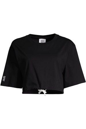 Les Girls Les Boys Women's Jersey Apparel Cropped Top - - Size XL
