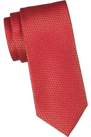 Charvet Men's Jacquard Silk Tie