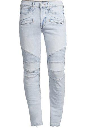 Hudson Men's Blinder Bikver V2 Skinny Jeans - Dest Rose - Size 32