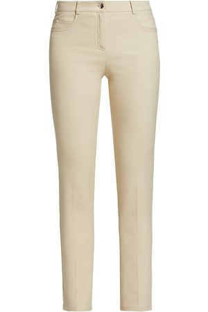 AKRIS Women's Magda Double-Faced Stretch Pants - - Size 8
