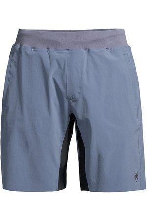 GREYSON Men's Fulton Workout Shorts - Shadow - Size XL