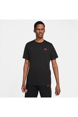 Nike Men T-shirts - Sportswear Club T-Shirt in / Size X-Small 100% Cotton